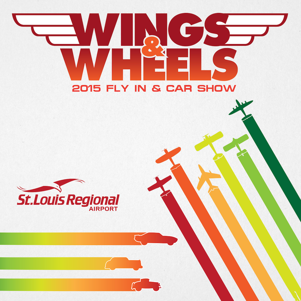 SAVE THE DATE Fly In And Car Show St Louis Regional Airport - St louis car shows